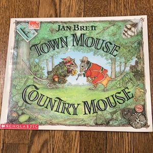 2for$10, books Town Mouse,  Country Mouse
